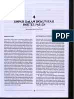 Bab 4 Empati Dalam Komunikasi Dokter-Pasien