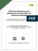 Directrices Del Patrimonio Unesco