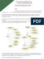 TIPOSDEDIAGRAMASUML_INGENIERIADESISTEMAS
