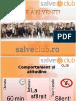 Prezentare Salve Club