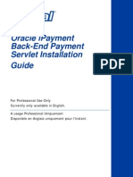 Oracle i Payment