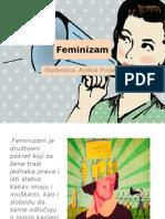 feminizam prezentacija