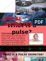 Final Project on Pulse Oximeter