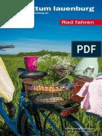 Rad fahren Herzogtum Lauenburg 2015