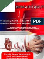 Referat Infark Miokard Akut Mutiara Insan Sangaji - 07120090082 - Uph