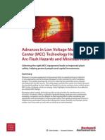 MCC Arc Flash white paper