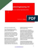 Industrial Engineering 101