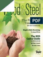 Wood Steel Winter 2015 En