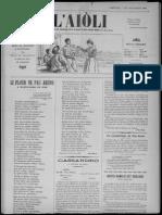 L'Aiòli. - Annado 07, n°247 (Nouvèmbre 1897)