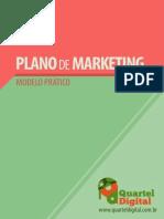 E-book Plano de Marketing - Quartel Digital