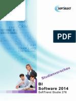 BI Studie 2014 Kostenfreie Studienvorschau