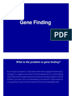 CL662 PW 02 Gene Finding