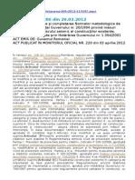 Hg206-2012 Modif Norme Metodolg OG20-1994 Risc Seismic