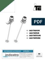 Indostra Itc Manual Agitadores Turbina