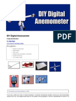AutoSpeed - DIY Digital Anemometer