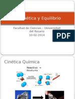 6. Cinética y Equilibrio