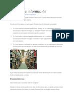 2. Fuentes de Información_2
