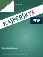 Kasp10.0 Sc Guia de Administrador