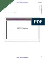 SRR Mitigation