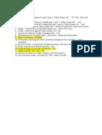 Suggestions for RMI 3rd Sem 2014