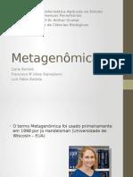 Metagenomica