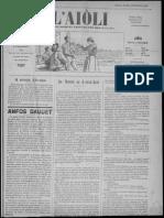 L'Aiòli. - Annado 07, n°252 (Desèmbre 1897)