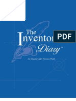 The Inventor's Diary from InventHelp