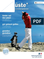 Magazin golfküste* 2015