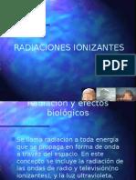 Nº33 RADIACIONES IONIZANTES