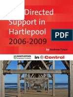 iC Hartlepool Report 2006-2009