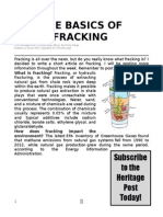 Times Leader 05-10-2011 | Hydraulic Fracturing | Wilkes Barre