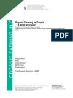 Fibl 2009 Latest Figures
