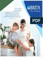 Manual Utilizare Filtru MAXTRA Cana Filtranta Brita RO