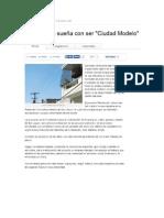Doc22-Diario Libre-San Lazaro Sueña Con Ser Ciudad Modelo