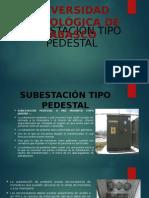Subestación Tipo Pedestal