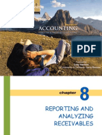 Kimmel Accounting 4e PowerPoint Ch08 Receivable
