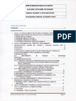 Informe de Gestion Periodo 01 Enero Al 30 Junio de 2014