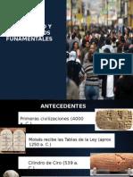 Decálogo-Derechos fundamentales