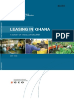 Survey of Leasing in Gh