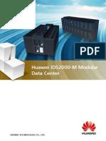 HUAWEI IDS2000-M Medium Modular Data Center Solution Brochure