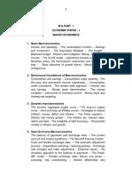m.a.part - i - Macro Economics (Eng)