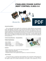 0-30 V DC STABILIZED POWER SUPPLY WITH CURRENT CONTROL 0.002-3 A.doc