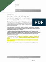 Internal AHS briefing note highlights patient safety concerns