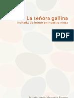 RECETARIO DE LA GALLINA