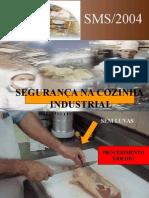 Segurança Na Cozinha Industrial
