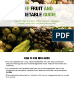 NSPKU Fruit and Veg Guide