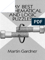 Gardner M. My Best Mathematical and Logic Puzzle