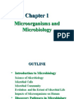 Microorganisms and Microbiology