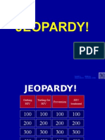 AIDS Jeopardy With Questionsdraft