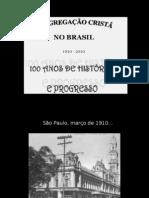 São Paulo, Março de 1910...